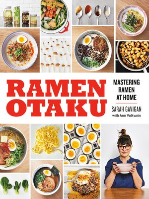 cover image of Ramen Otaku