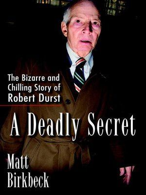 cover image of A Deadly Secret