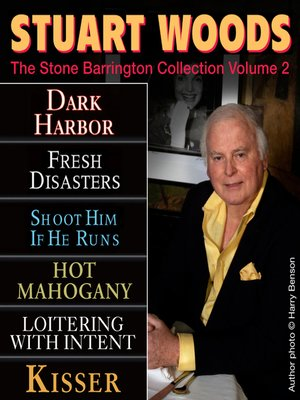 cover image of The Stone Barrington Collection, Volume 2