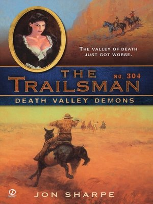 cover image of Death Valley Demons