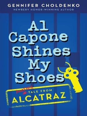 cover image of Al Capone Shines My Shoes