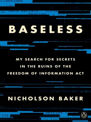 cover image of Baseless