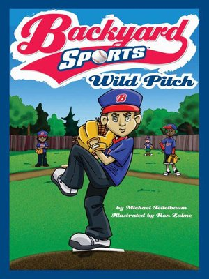 cover image of Wild Pitch
