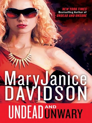cover image of Undead and Unwary