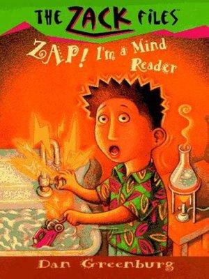 cover image of Zap! I'm a Mind Reader