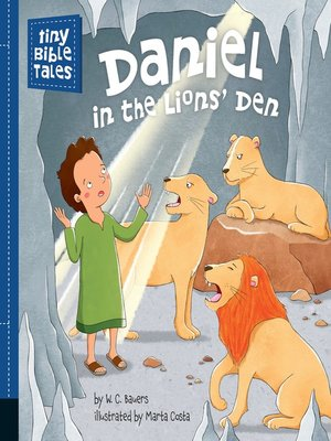 cover image of Daniel in the Lions' Den