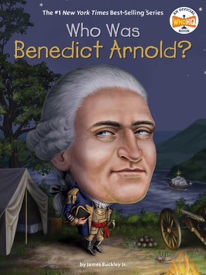 cover image of Who Was Benedict Arnold?