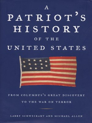 cover image of A Patriot's History of the United States