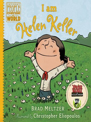 cover image of I am Helen Keller