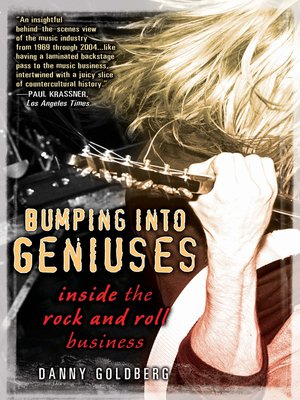 cover image of Bumping Into Geniuses