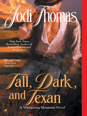cover image of Tall, Dark, and Texan