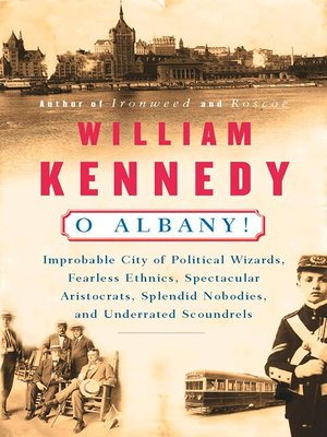 cover image of O Albany!
