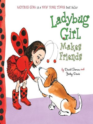 cover image of Ladybug Girl Makes Friends