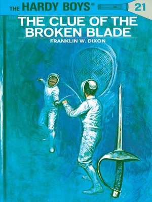 cover image of The Clue of the Broken Blade