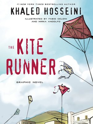 Kite Runner by Khaled Hosseini Book Cover