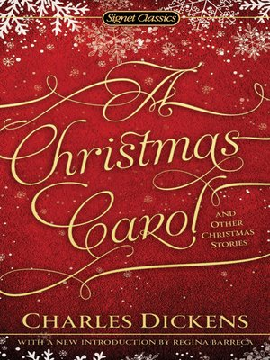 cover image of A Christmas Carol and Other Christmas Stories