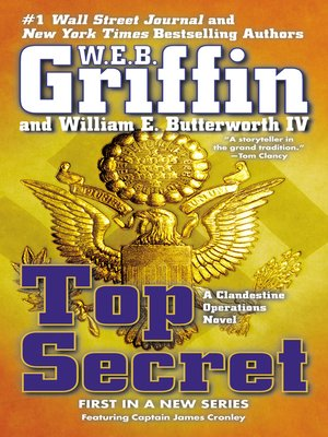 cover image of Top Secret