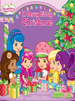 cover image of A Berry Bitty Christmas