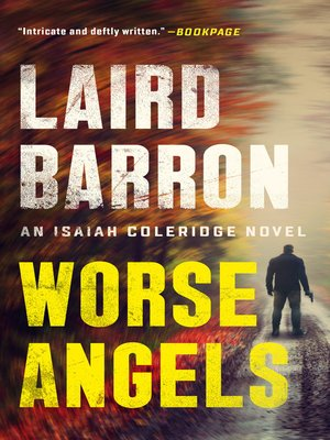 cover image of Worse Angels