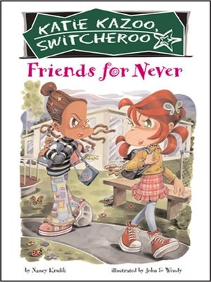 cover image of Friends for Never