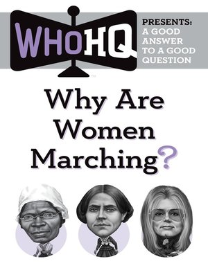 cover image of Why Are Women Marching?