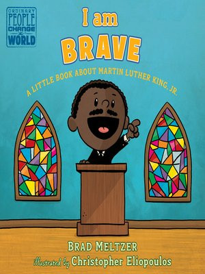 cover image of I am Brave