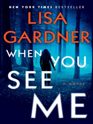 cover image of When You See Me--A Novel