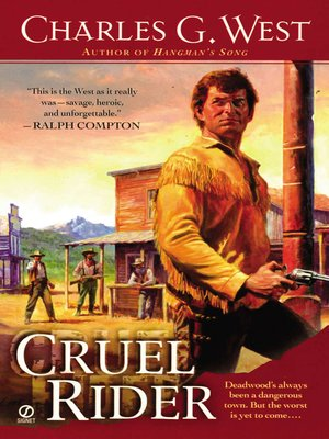 cover image of Cruel Rider
