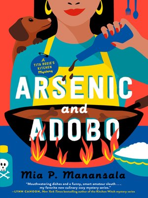 cover image of Arsenic and Adobo