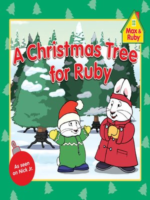 cover image of A Christmas Tree for Ruby