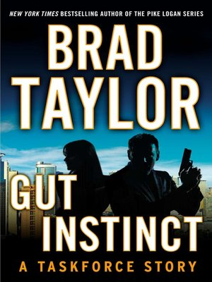 cover image of Gut Instinct
