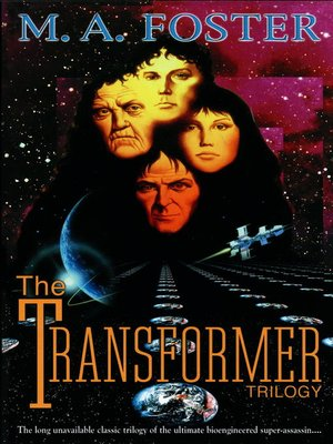cover image of The Transformer Trilogy