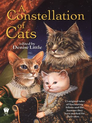 cover image of A Constellation of Cats