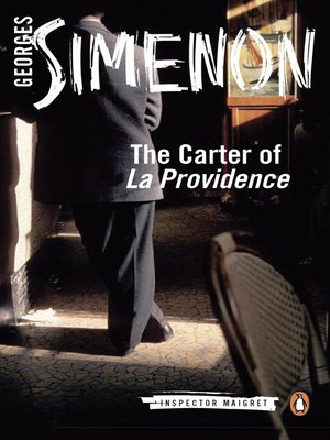 cover image of The Carter of 'La Providence'