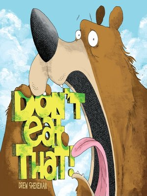cover image of Don't Eat That