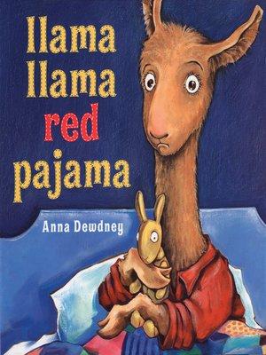 cover image of Llama Llama Red Pajama