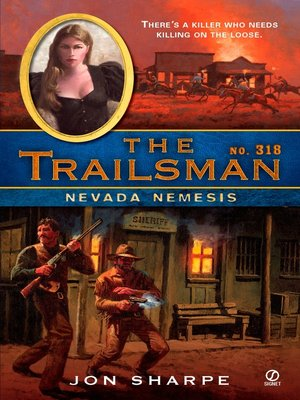 cover image of Nevada Nemesis