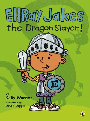 cover image of Ellray Jakes the Dragon Slayer