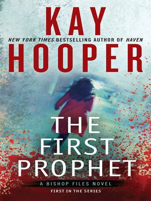 cover image of The First Prophet