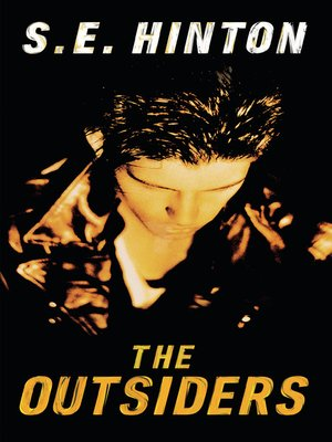 cover image of The Outsiders