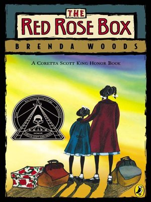 cover image of The Red Rose Box