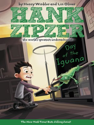 cover image of The Day of the Iguana