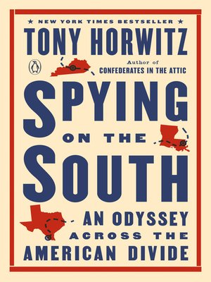 cover image of Spying on the South
