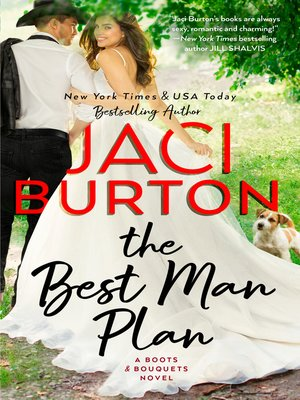 cover image of The Best Man Plan
