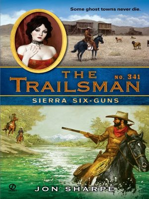 cover image of Sierra Six-Guns