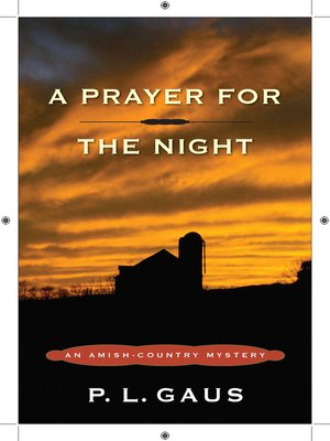 cover image of A Prayer for the Night