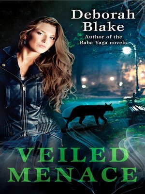 cover image of Veiled Menace