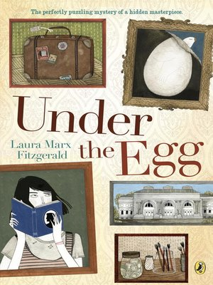cover image of Under the Egg