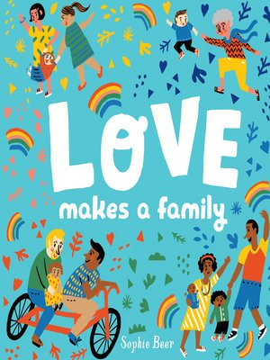 cover image of Love Makes a Family