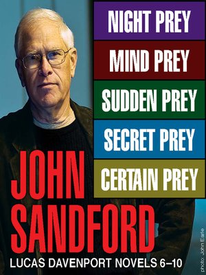 Cover Image Of Lucas Davenport Collection Night Prey Mind Sudden